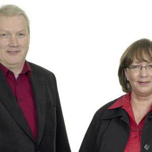 Unsere Kreistagskandidaten Liane Fülling und Udo Brune