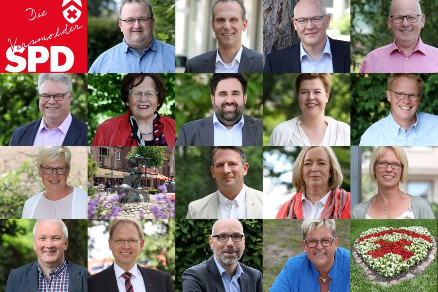 Unsere Kandidatinnen und Kandidaten